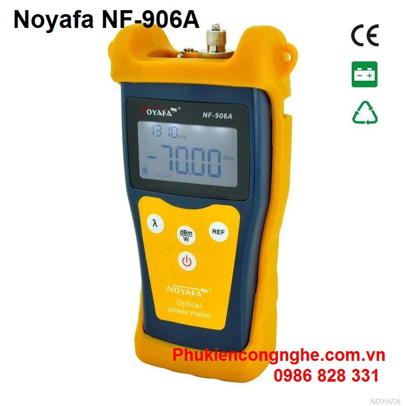 Máy đo công suất cáp quang chính hãng Noyafa NF-906A 5