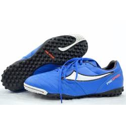 Giày đá banh sân cỏ nhân tạo Prosper xanh bích