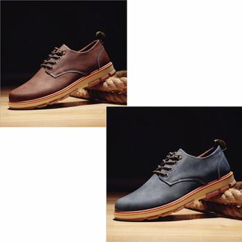 Giày bốt nam thời trang HNP GN098