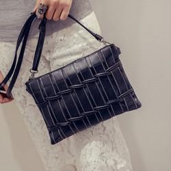 Túi đeo chéo  kiểu đan bện xinh đẹp-1
