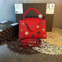 Túi xách NỮ hàng super sale đính sao hoa