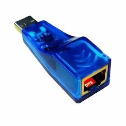 Cáp chuyển USB ra Lan xanh
