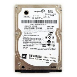 hdd laptop 80G 5400rpm 2.5in
