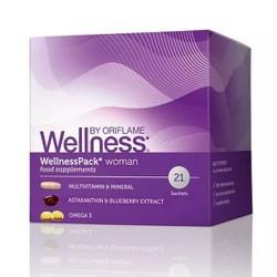 Thực phẩm bổ sung Omega -WellnessPack women