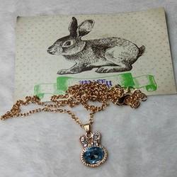 DC148 - Dây chuyền con thỏ