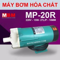 Máy bơm hóa chất 220V MP-20R