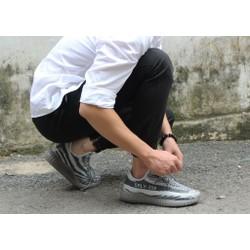 Giày thể thao Yeeze V2 xám bạc cực nam tính chất lượng cao