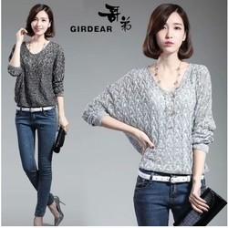 Hàng nhập áo len kiểu lưới đan ALE01