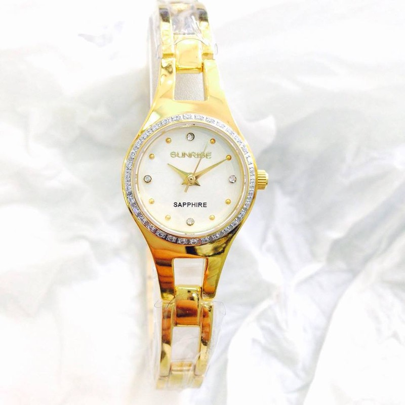 Đồng hồ lắc nữ Sunrise 1