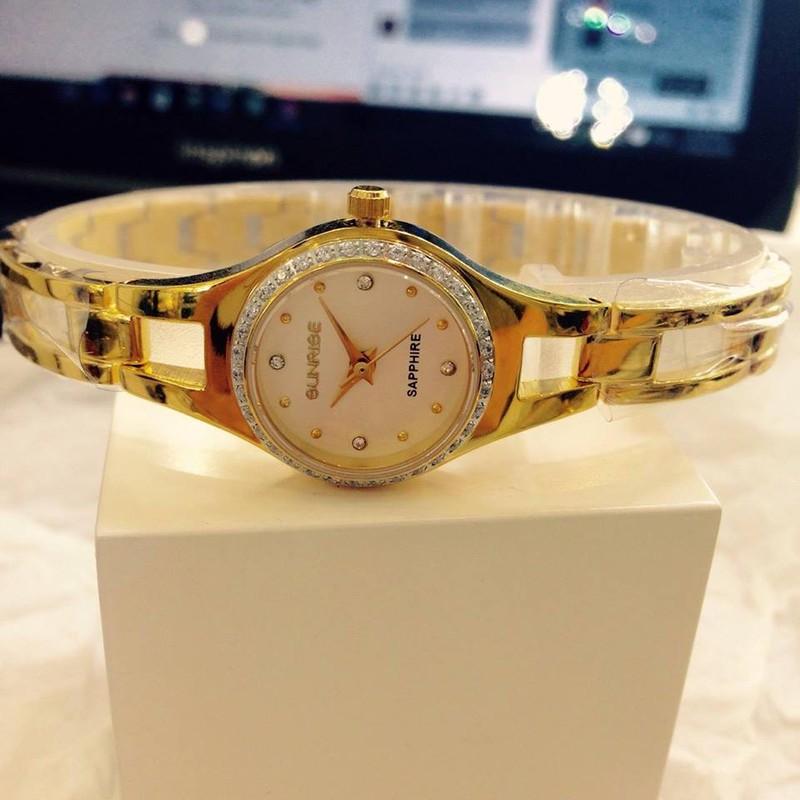 Đồng hồ lắc nữ Sunrise 3