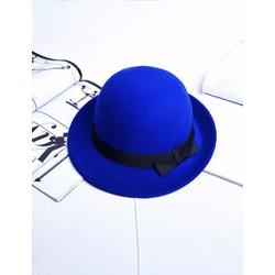 Mũ fedora thời trang CAP0016BL01
