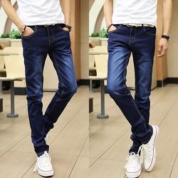 HÀNG NHẬP LOẠI I: Quần Jeans Nam Xanh Đen Wax Màu
