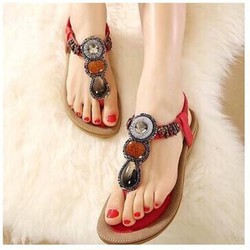 giày sandal quai kẹp nữ