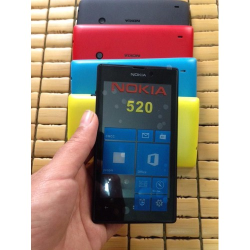 Nokia Lumia 520 fullbox - 5296842 , 8804802 , 15_8804802 , 850000 , Nokia-Lumia-520-fullbox-15_8804802 , sendo.vn , Nokia Lumia 520 fullbox