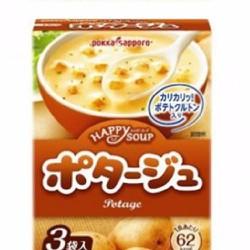 Soup Khoai Tây Pokka Sapporo Nhật bản