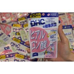 Viên uống đẹp da Hyaluronic DHC Nhật Bản