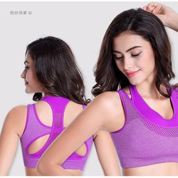 áo nữ tập gym và yoga