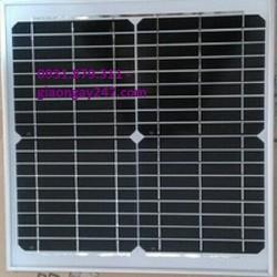 Tấm thu năng lượng mặt trời 35w mono - giaongay247.com