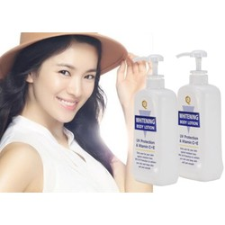 Kem WHITENING BODY LOTION  thái Lan