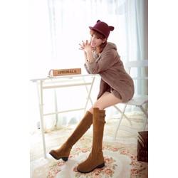GB29 - Giày Boot nữ cổ cao