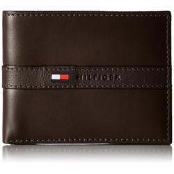 Ví cầm tay Nam - Xách Tay USA T.om.M.y Genuine Leather - Hộp da thật