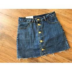 chân váy jean có quần
