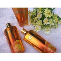 Gel Sữa tắm Victoria Secret Amber Romance 250ml