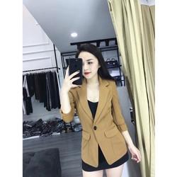 Set đầm body + khoác vest