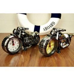 Đồng hồ để bàn mô tô