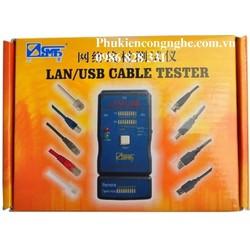 Hộp Test mạng Lan - USB đa năng CT-168