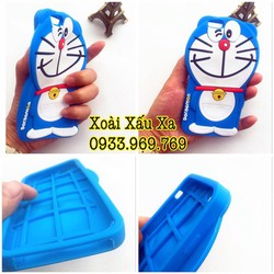 [Xoài Xấu Xa Shop] CASE ỐP LƯNG SILICONE ĐORAEMON IPHONE 6,6S PLUS