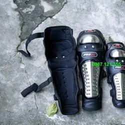 Giáp tay chân probiker cao cấp giá rẻ tại Tân Phú