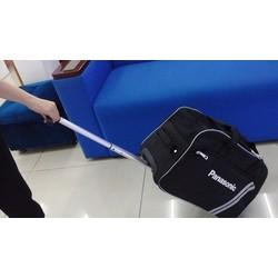 Vali kéo kèm túi dù du lịch quà tặng panasonic