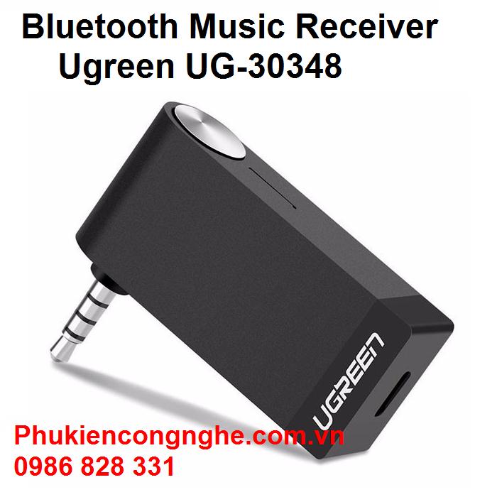Bluetooth Music có hỗ trợ Mic cho Điện thoại chính hãng Ugreen 30348 6