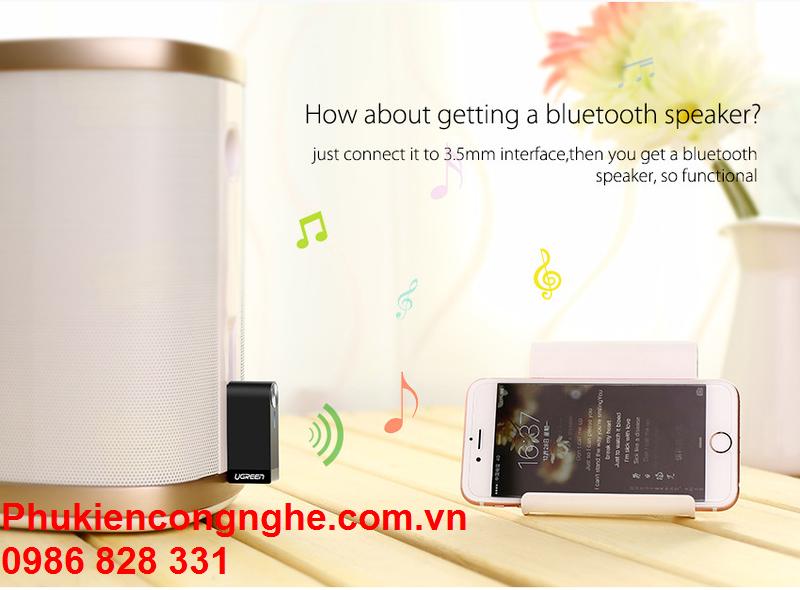Bluetooth Music có hỗ trợ Mic cho Điện thoại chính hãng Ugreen 30348 5