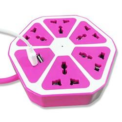 Ô cắm điện đa năng với các cổng cắm USB