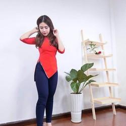 HÀNG NHẬP CAO CẤP -ÁO LEN DÂY KÉO BÊN 5990