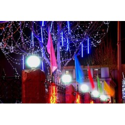Đèn Led Sao Băng Trang Trí Noel - vds