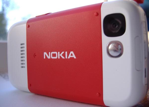 Nokia 5300 XpressMusic điện thoại nokia cổ có thiết kế dạng trượt đẹp mắt