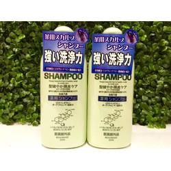 Dầu gội mọc tóc Kaminomoto Medicated Shampoo 300ml từ Nhật Bản
