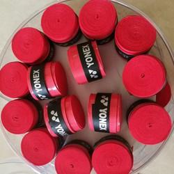 Quấn cán cầu lông yonex 30 cái trong 1 hộp - Màu đỏ