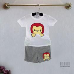 set quần và áo cho bé 1-8 tuổi