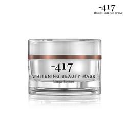 Mặt nạ trắng da -417 Whitening Beauty Mask