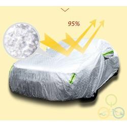 Bạt phủ xe hơi 3D cao cấp