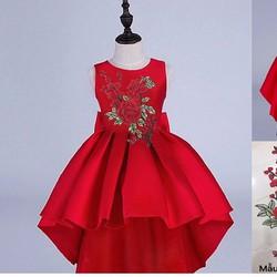 Đầm mullet cho bé gái