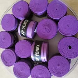 Quấn cán tennis YONEX 30 cái - Quấn cán vợt tennis - TÍM