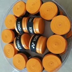 Quấn cán cầu lông YONEX 30cái - Quấn cán Màu cam