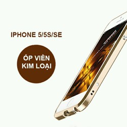 Ốp viền kim loại iphone 5s