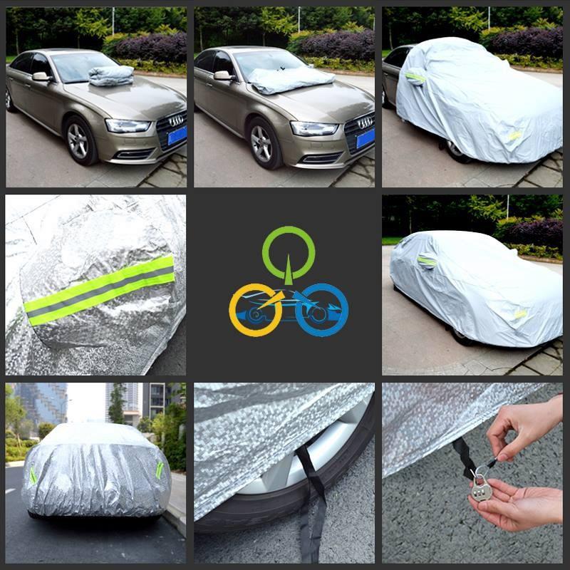 Bạt phủ xe 3D cho các dòng xe hơi 15