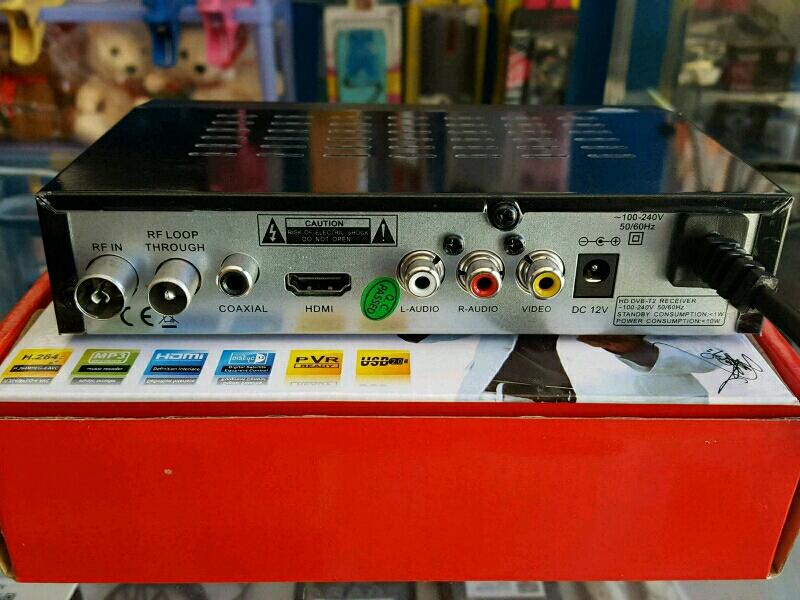 Đầu thu truyền hình mặt đất Sanook ST002 nhập khẩu Thái Lan chuẩn HD 2